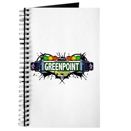 Greenpoint (White) Journal