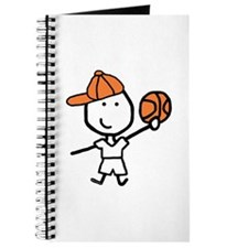 Boy & Basketball Journal