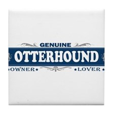 OTTERHOUND Tile Coaster