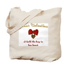Nana's Valentine Tote Bag