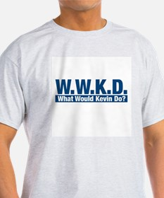 WWKD What Would Kevin Do? T-Shirt