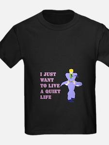 Yoshikage Kira Just wants a quiet life T-Shirt