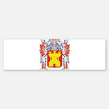 Gonzalo Coat of Arms - Family Crest Bumper Bumper Bumper Sticker