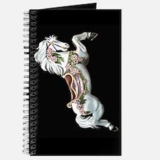 White Jumper Carousel Journal