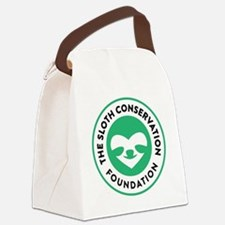 Funny Charity Canvas Lunch Bag