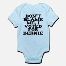 Voted For Bernie Body Suit