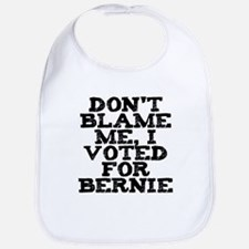 Voted For Bernie Bib