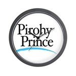 Pirohy Prince Wall Clock