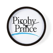 Pirohy Prince Wall Clock