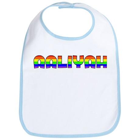 Aaliyah Gay Pride (#004) Bib