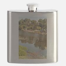 almaden lake park Flask