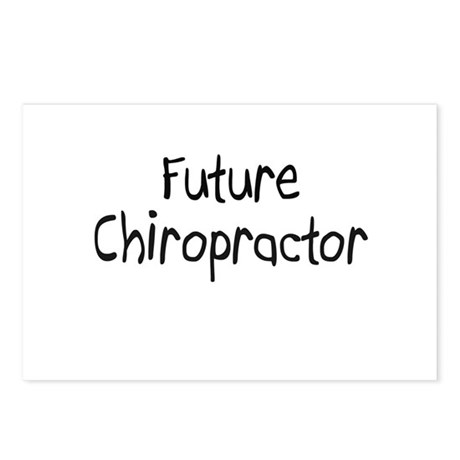 Future Chiropractor Postcards (Package of 8)