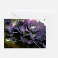 Unique Garden light Greeting Card