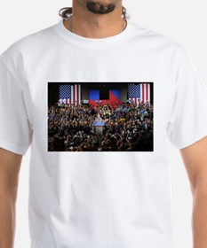 Where Is Waldo ? Hillary Edition Parody T-Shirt