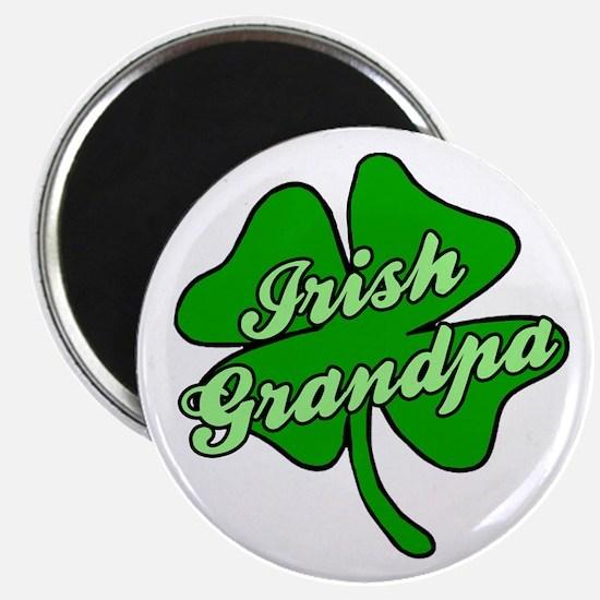"""Irish Grandpa 2.25"""" Magnet (10 pack)"""