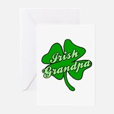 Irish Grandpa Greeting Cards (Pk of 10)