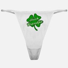 Irish Grandpa Classic Thong