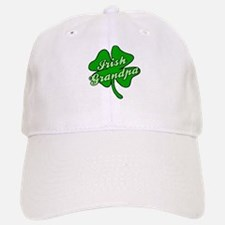 Irish Grandpa Baseball Baseball Cap