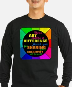 International Artists Day Long Sleeve T-Shirt