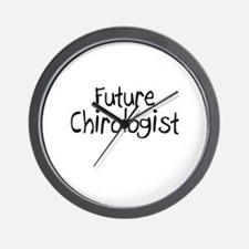 Future Chirologist Wall Clock