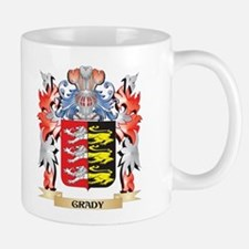 Grady Coat of Arms - Family Crest Mugs