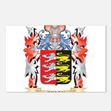Grady Coat of Arms - Fami Postcards (Package of 8)