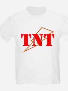 TNT Soccer Logo cafepress T-Shirt