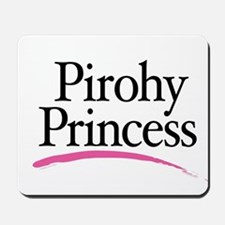 Pirohy Princess Mousepad
