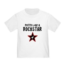 Potty Like a Rockstar! T