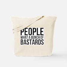 Unique British tv Tote Bag