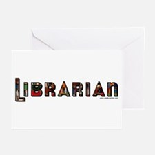 Librarian Greeting Cards (Pk of 10)
