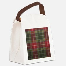 Cute Clans of scotland Canvas Lunch Bag
