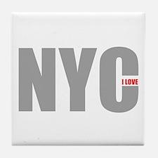 My NYC Tile Coaster