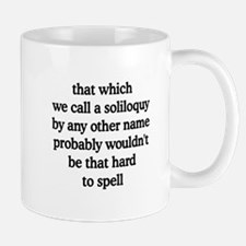 Spell Soliloquy Mug