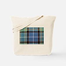Tartan Mackay Weathered Tote Bag