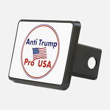 Anti Trump, Pro USA Hitch Cover