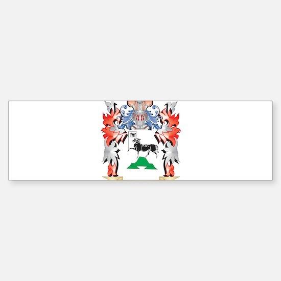Groos Coat of Arms - Family Crest Bumper Bumper Bumper Sticker