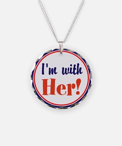 Im with her! Necklace