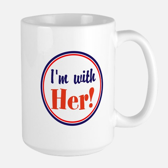 Im with her! Mugs