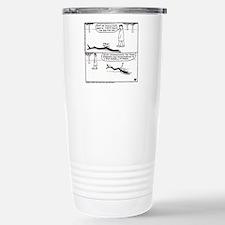 Jack Russell Walkies Stainless Steel Travel Mug