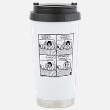 Late Night Cuddle Stainless Steel Travel Mug