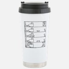 High Five Stainless Steel Travel Mug