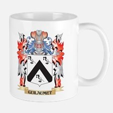 Guilaumet Coat of Arms - Family Crest Mugs