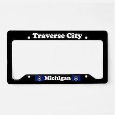 Traverse City MI - LPF License Plate Holder