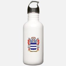 Guilfoyle Coat of Arms Water Bottle
