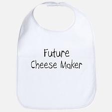 Future Cheese Maker Bib