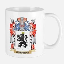 Guirardin Coat of Arms - Family Crest Mugs