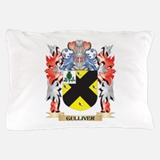 Gulliver Coat of Arms - Family Crest Pillow Case