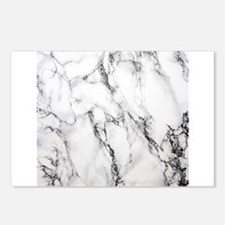 White Marble Postcards (Package of 8)