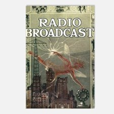 Unique Radio city Postcards (Package of 8)